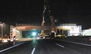Varo cavalcavia sulla A14: un avveniristico maxi ponte per il casello del Rubicone