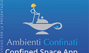 Convegno presentazione della Confined Space App