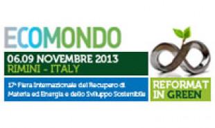 Galileo Ingegneria ad Ecomondo 2013