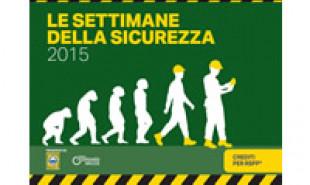 La settimana della sicurezza 2015