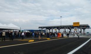 Inaugurazione nuovo casello autostradale Valle del Rubicone