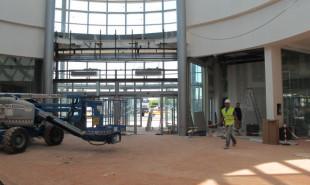 Ristrutturazione Centro Commerciale Montecatini (PT)